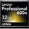 Memorias Lexar de 32 GB y el Professional ExpressCard CF Reader
